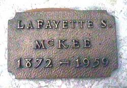Lafayette S. McKee