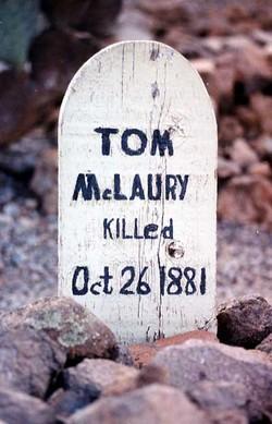 Tom McLaury
