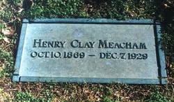 Henry Clay Meacham