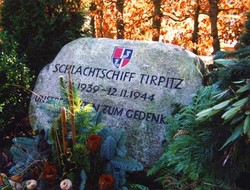 Battleship Tirpitz Memorial