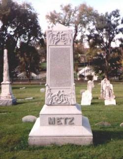Frederick Metz