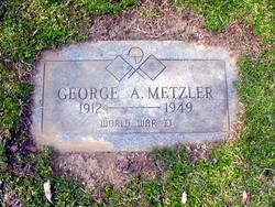 George Anthony Metzler, Jr