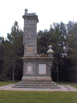 Monument to the Confederate Soldiers of the Battle