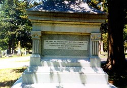 Quantrill's Raid Victims Monument