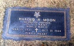 Harold Herman Moon