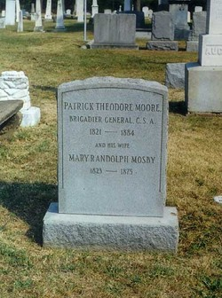 Gen Patrick Theodore Moore