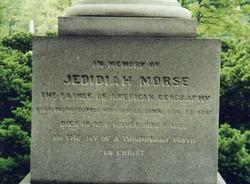 Rev Jedidiah Morse