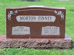 John Morton-Finney