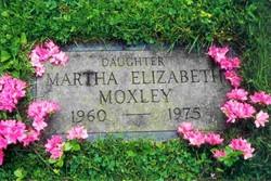 Martha Elizabeth Moxley