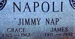 James Jimmy Nap Napoli
