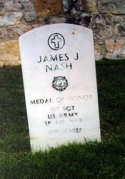 James Joseph Nash