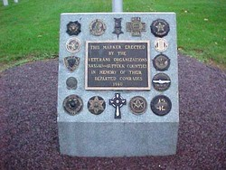 Nassau-Suffolk Veterans Monument