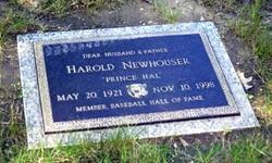 Harold Prince Hal Newhouser