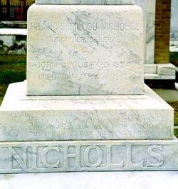 Francis Redding Tillou Nicholls