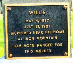 Willie Nickell