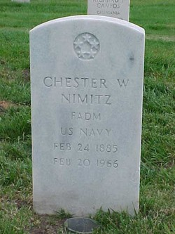 Chester William Nimitz