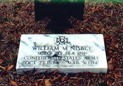 Dr William Milo Nisbet