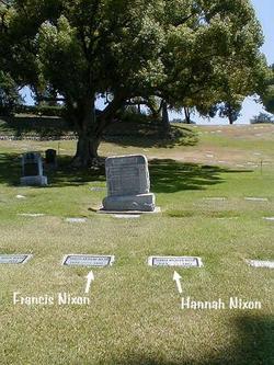 Hannah <i>Milhous</i> Nixon