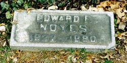 Edward Follensbee Noyes