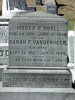 Moses Fowler Odell
