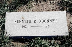 Kenneth P. O'Donnell