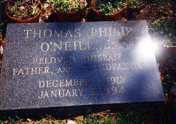 Thomas Philip Tip O'Neill, Jr