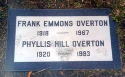 Frank Emmons Overton