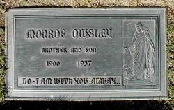 Monroe Owsley
