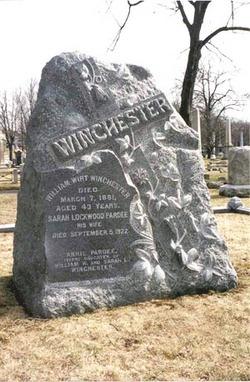 Sarah Lockwood <i>Pardee</i> Winchester