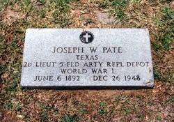 Joseph William Pate