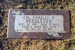 Charles F. Pendleton