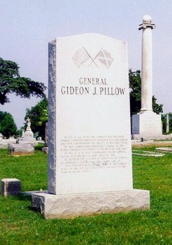 Gen Gideon Johnson Pillow