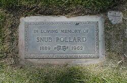 Snub Pollard