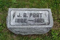 James Douglass Post