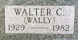Walter Charles Wally Post