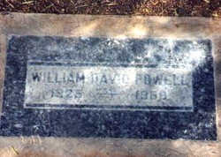 William David Powell