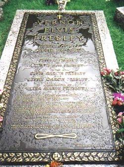 Vernon Elvis Presley