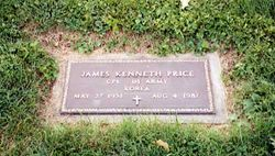 James Kenneth Kenny Price