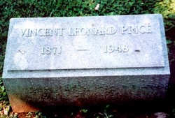 Vincent Leonard Price