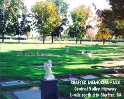 Shafter Memorial Park