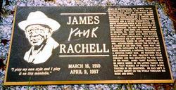James Yank Rachell