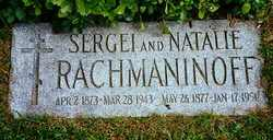Sergei Vasilievitch Rachmaninoff
