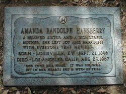 Amanda Randolph