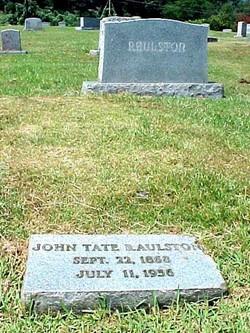 John Tate Raulston