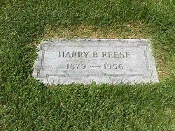 Harry Burnett H.B. Reese