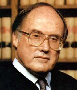 Judge William Hubbs Rehnquist