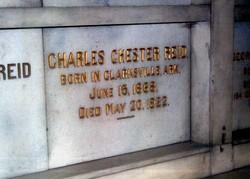 Charles Chester Reid