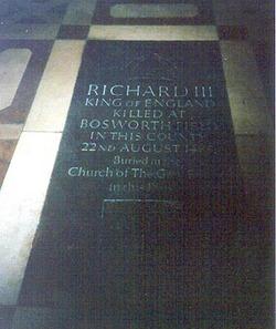 King Richard, III