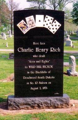 Charlie Henry Rich