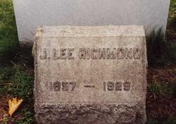 J. Lee Richmond